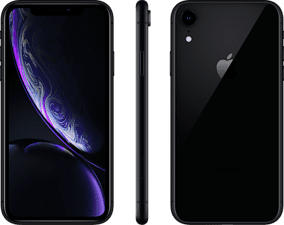 "APPLE iPhone XR - Smartphone (6.1 "", 64 GB, Black)"