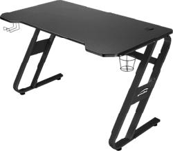 SPEEDLINK SCARIT GAMING DESK BLACK - Tavolo da gioco (Nero)