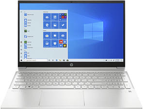 """HP Pavilion 15-eg0794nz - Ordinateur portable (15.6 """", 512 GB SSD, Argent)"""