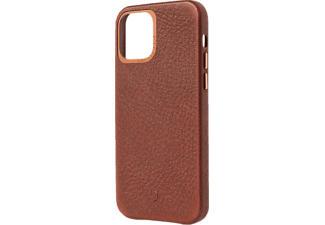 DECODED Leather Backcover - Custodia (Adatto per modello: Apple iPhone 12, iPhone Pro)