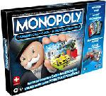 MediaMarkt HASBRO Monopoly: Banking Cash-Back - Gioco da tavolo (Multicolore)