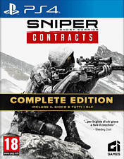 PS4 - Sniper Ghost Warrior Contracts: Complete Edition /I