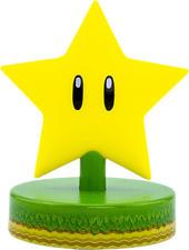 PALADONE Super Mario: Super Star - Lampe (Multicolore)