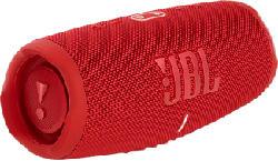 JBL Charge 5 - Haut-parleur Bluetooth (Rouge/Noir)