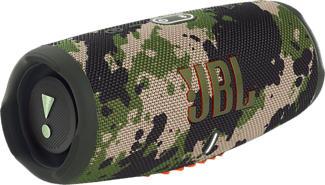 JBL Charge 5 - Bluetooth Lautsprecher (Camouflage)