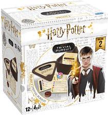 WINNING MOVES Trivial Pursuit Voyage: Harry Potter volume 2 /F - Jeu de cartes (Multicolore)