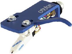 ORTOFON OM Scratch White SH-4 - Cellules magnétiques (Blanc/Bleu)