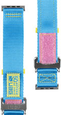 UAG Apple Watch Active Strap - 80s: Limited Edition - Bracelet (Bleu/Rose/Jaune)