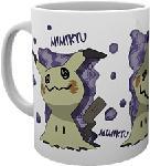 MediaMarkt GB EYE LTD Pokémon: Halloween Mimiku - Tasse (Blanc)