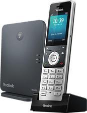 YEALINK W60P - Schnurlostelefon (Silber)