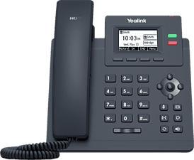 YEALINK SIP-T31G - Téléphone IP (Noir)