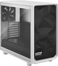 FRACTAL Meshify 2 Clear Tempered Glass - PC Gehäuse (Weiss/Transparent)