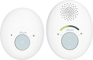 ALECTO DBX-110 Full Eco DECT - Babyphone (Bianco)