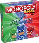 MediaMarkt WINNING MOVES Monopoly Junior - Pyjamasques (francese) - Gioco da tavolo (Multicolore)