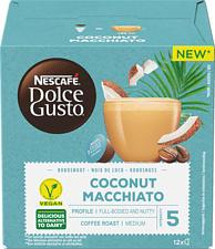 NESCAFÉ Dolce Gusto Coconut Macchiato - Capsules de café