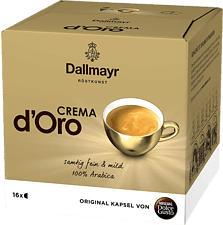 NESCAFÉ Dolce Gusto Dallmayr Crema d'Oro pack de 3 - Capsules de café