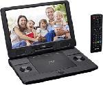 MediaMarkt LENCO BRP-1150BK - Tragbarer DVD-Player