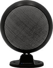 BLAUPUNKT Globe Speaker - Lautsprecher (Schwarz)