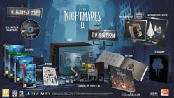 PS4 - Little Nightmares II: Edizione TV /Multilinguale