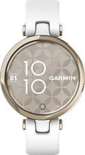 GARMIN Lily Sport - Smartwatch (Larghezza: 14 mm, Silicone, Bianco/Avorio)
