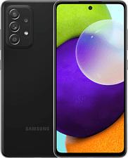 """SAMSUNG Galaxy A52 4G - Smartphone (6.5 """", 128 GB, Awesome Black)"""