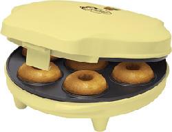 LACOR ADM218SD - Appareil pour donuts (Jaune)