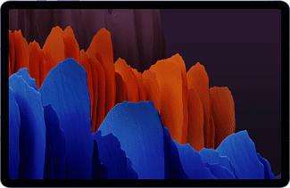 "SAMSUNG Galaxy Tab S7+ Wi-Fi - Tablet (12.4 "", 128 GB, Mystic Navy)"