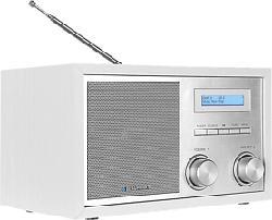 BLAUPUNKT RXD 180 - Digitalradio (DAB+, Weiss/Silber)