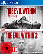 PS4 - The Evil Within Double Feature /D