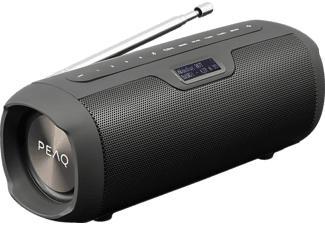 PEAQ PPA 450 - Altoparlante Bluetooth (Nero)