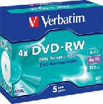 MediaMarkt VERBATIM DVD-RW - DVD-RW