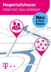 Telekom Telekom: Festnetz Ausbau - bis 31.05.2021