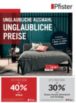 Pfister Schlafen Frühling - bis 10.05.2021