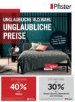Pfister Schlafen Frühling - al 10.05.2021