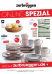 Zurbrüggen Zurbrüggen: Online-Spezial - bis 30.06.2021