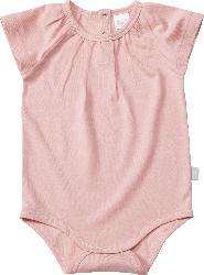 PUSBLU Baby Body, Gr. 98/104, in Bio-Baumwolle und Modal, rosa