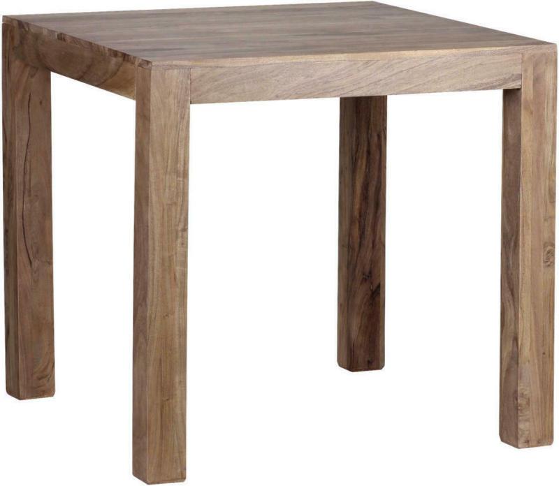 Esstisch in Holz 80/80/76 cm