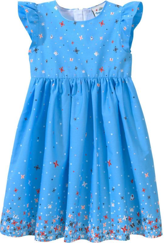 Mädchen Kleid mit Schmetterling-Motiven (Nur online)