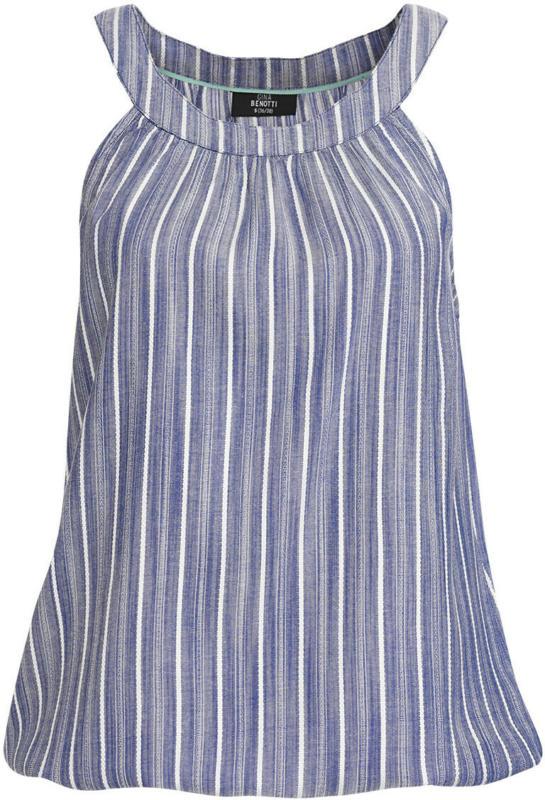 Damen Top mit Streifen (Nur online)