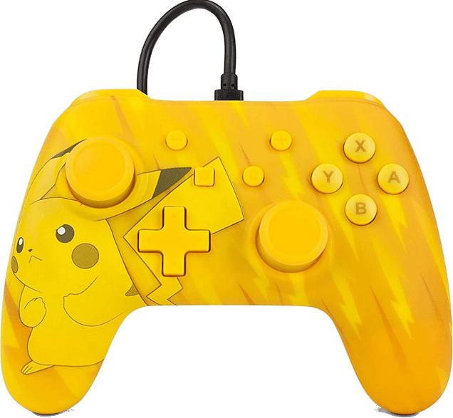 Controller Pokémon Design für Nintendo Switch: Pikachu - offiziell lizenziert