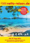 Netto Marken-Discount Unser Reisemagazin für Sie! - bis 30.04.2021