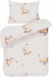 Baby Bettwäsche-Set TEDDY WHITE