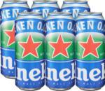 Denner Heineken Bier Premium 0.0, alkoholfrei, 6 x 50 cl - bis 18.10.2021
