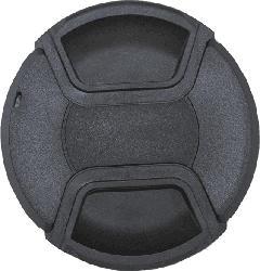 Objektivdeckel 58mm, Schwarz (PLLC58)