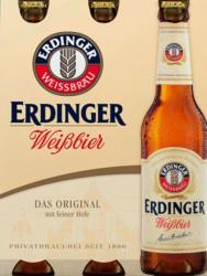 Erdinger Weißbier Hefe Hell, Alkoholfrei