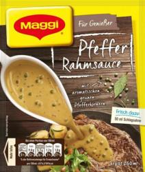 Maggi Für Genießer Suppe oder Sauce