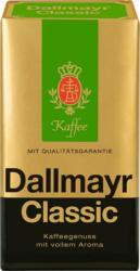 Dallmayr Kaffee Classic oder Classic kräftig