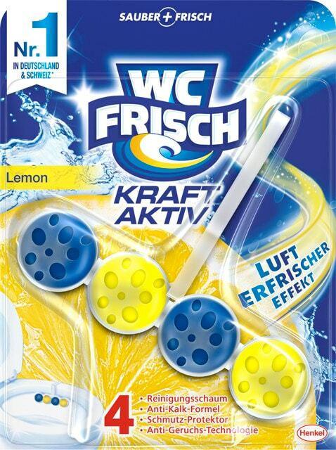WC-Frisch Kraft-Aktiv-Duftspender