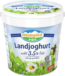Weideglück Landjoghurt mild