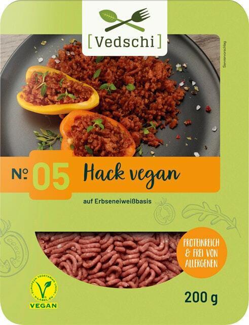 Vedschi No.05 Hack vegan